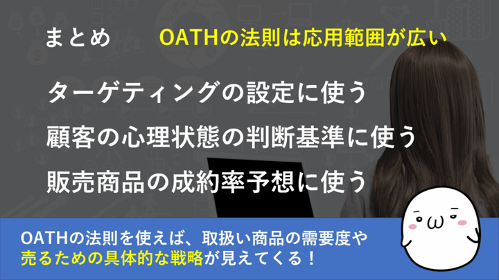 OATHの法則のまとめ